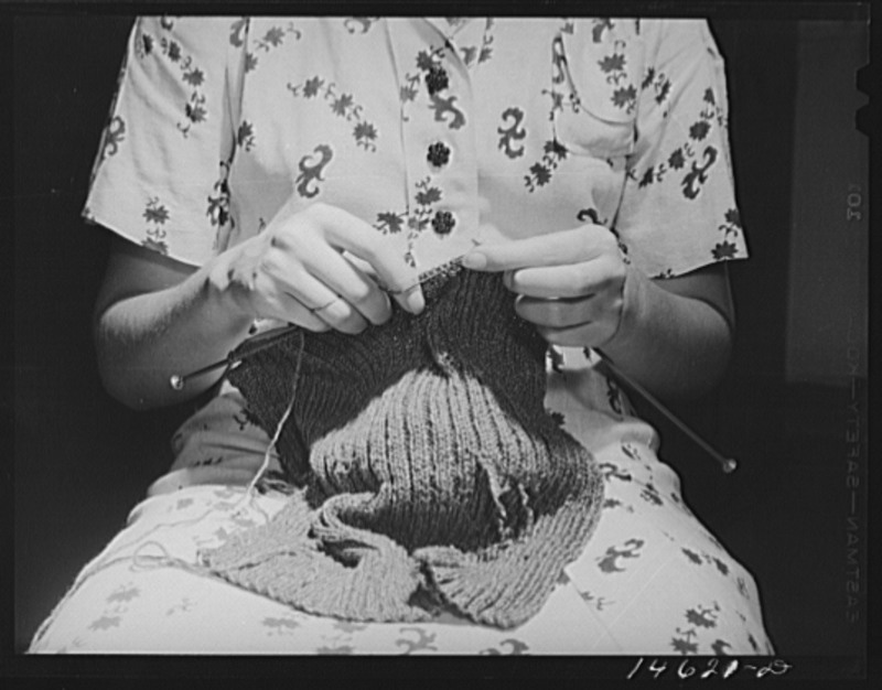cobberson atlas obscura knitting espionage