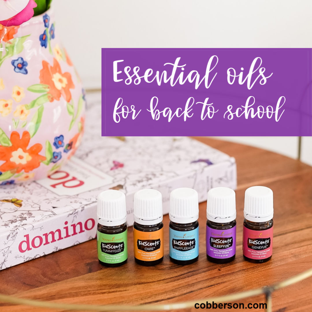 young living kids oils