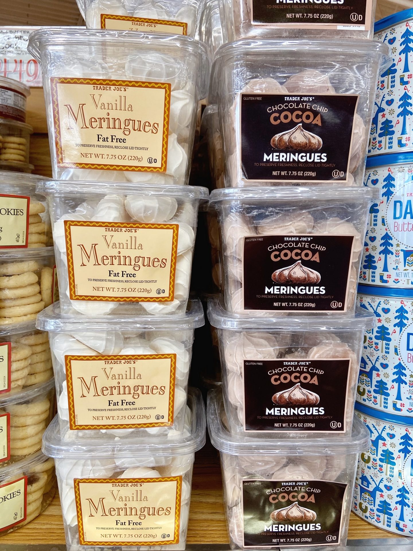 cobberson trader joes meringues