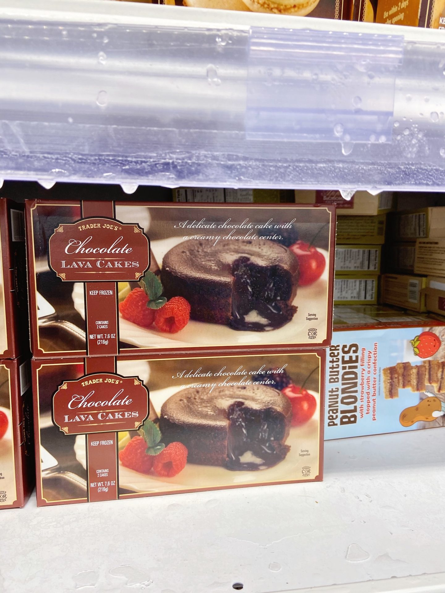 cobberson trader joes lava cake