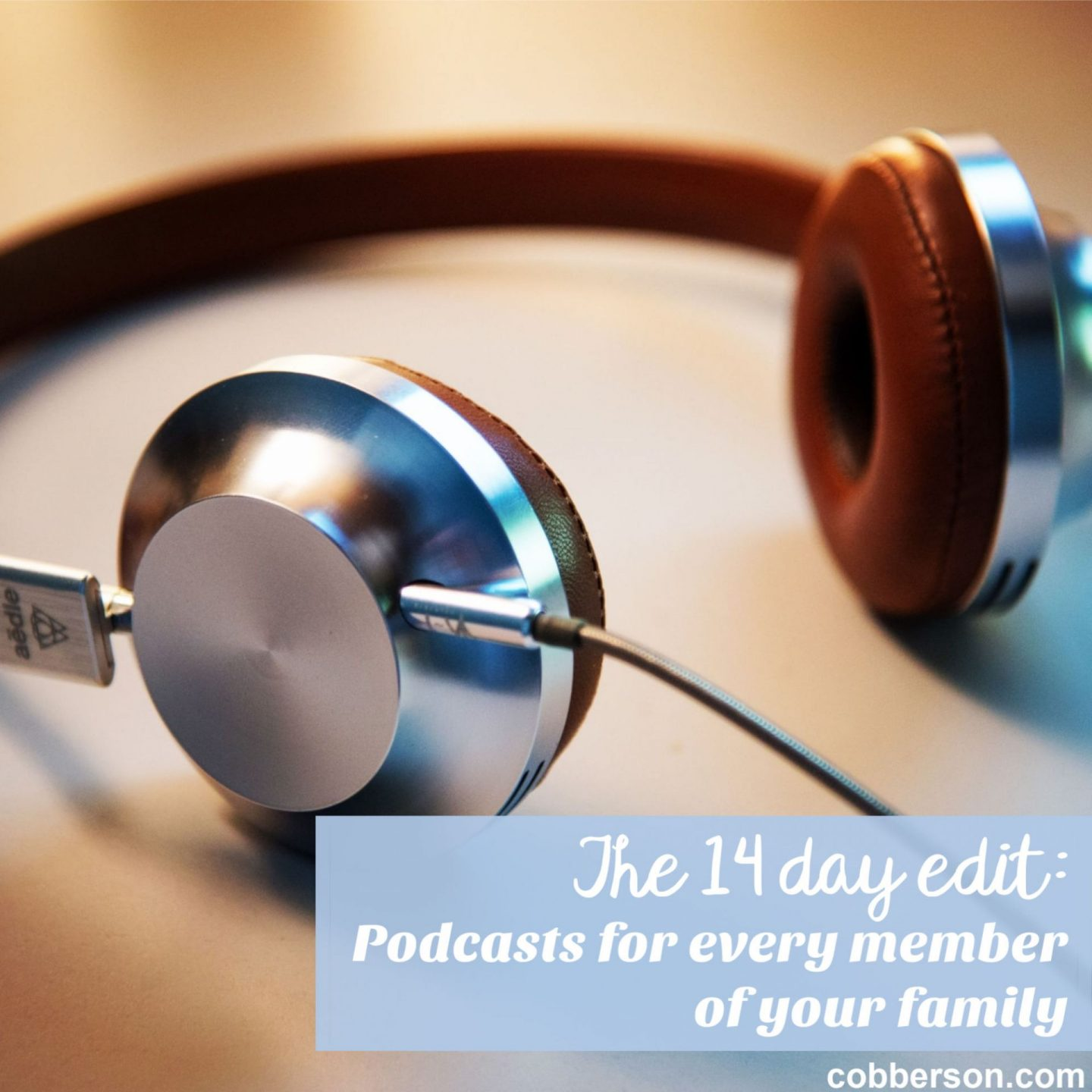 podcasts for the whole family coronavirus covid-19