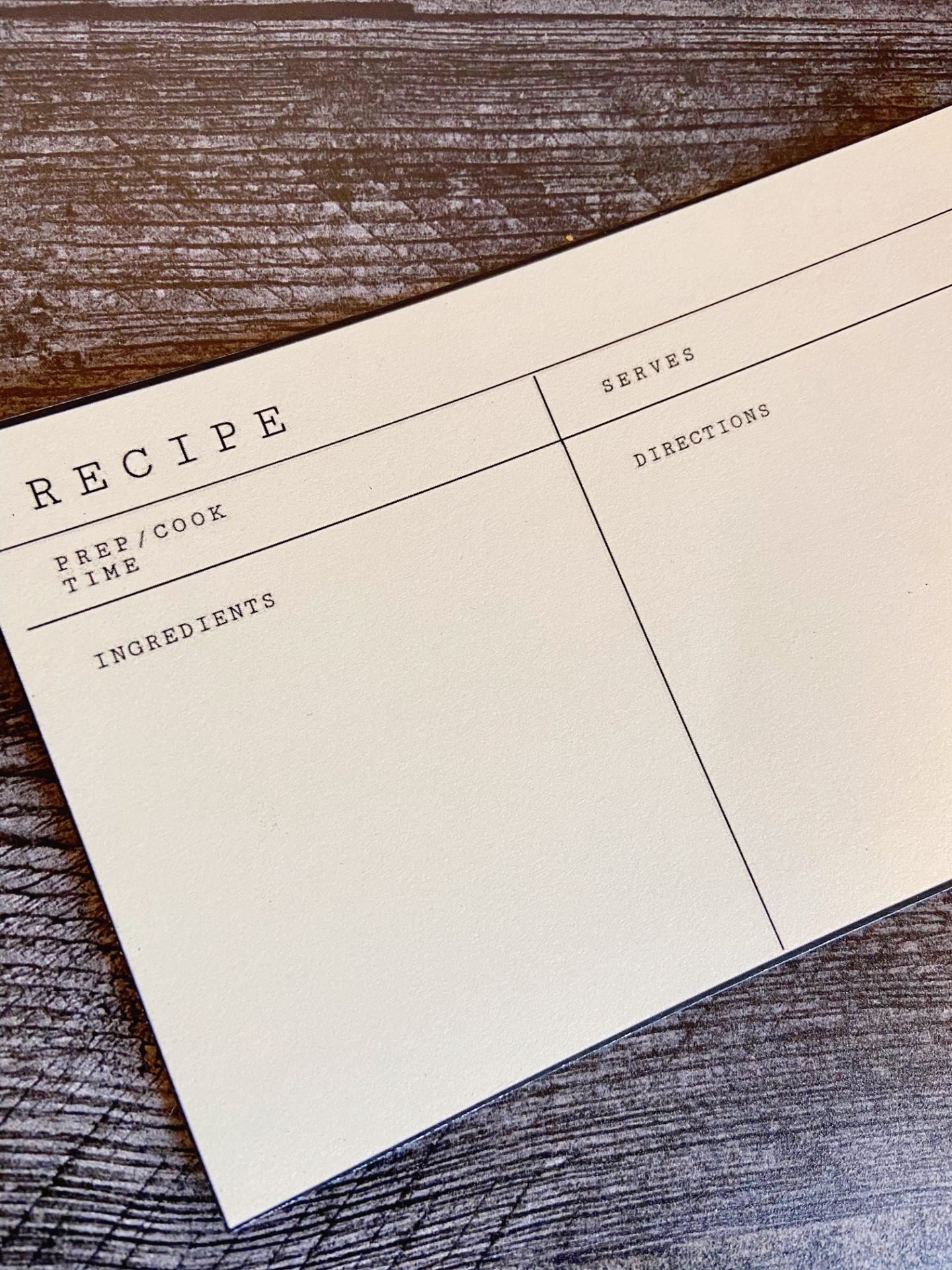 sourdough starter tags labels and blank fillable recipe card