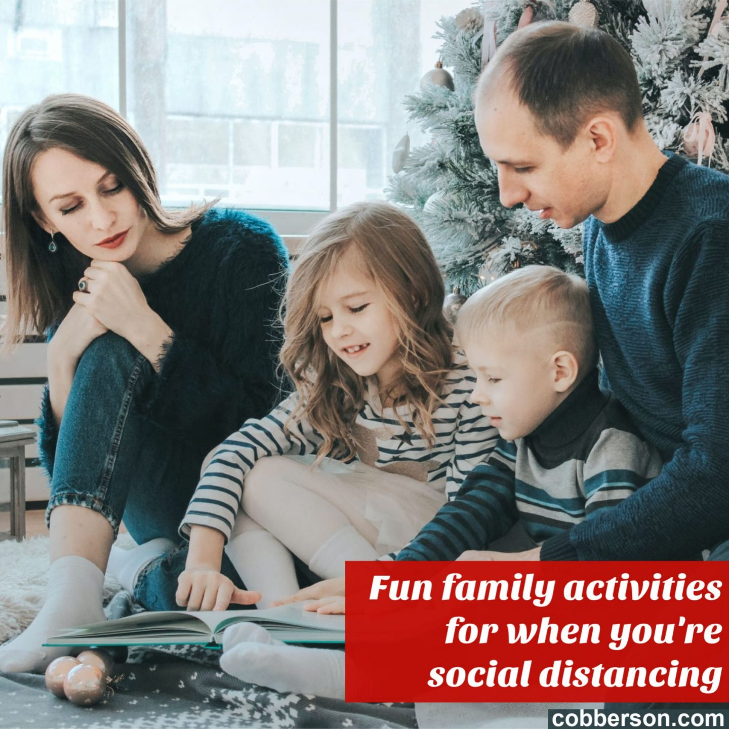 fun things to do with kids while social distancing