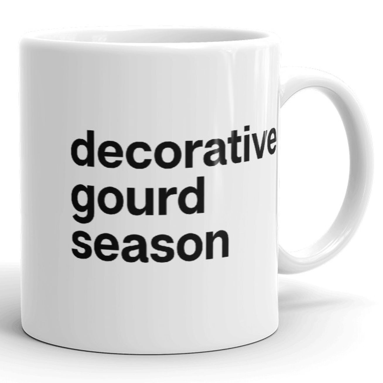 cobberson decorative gourd season mug