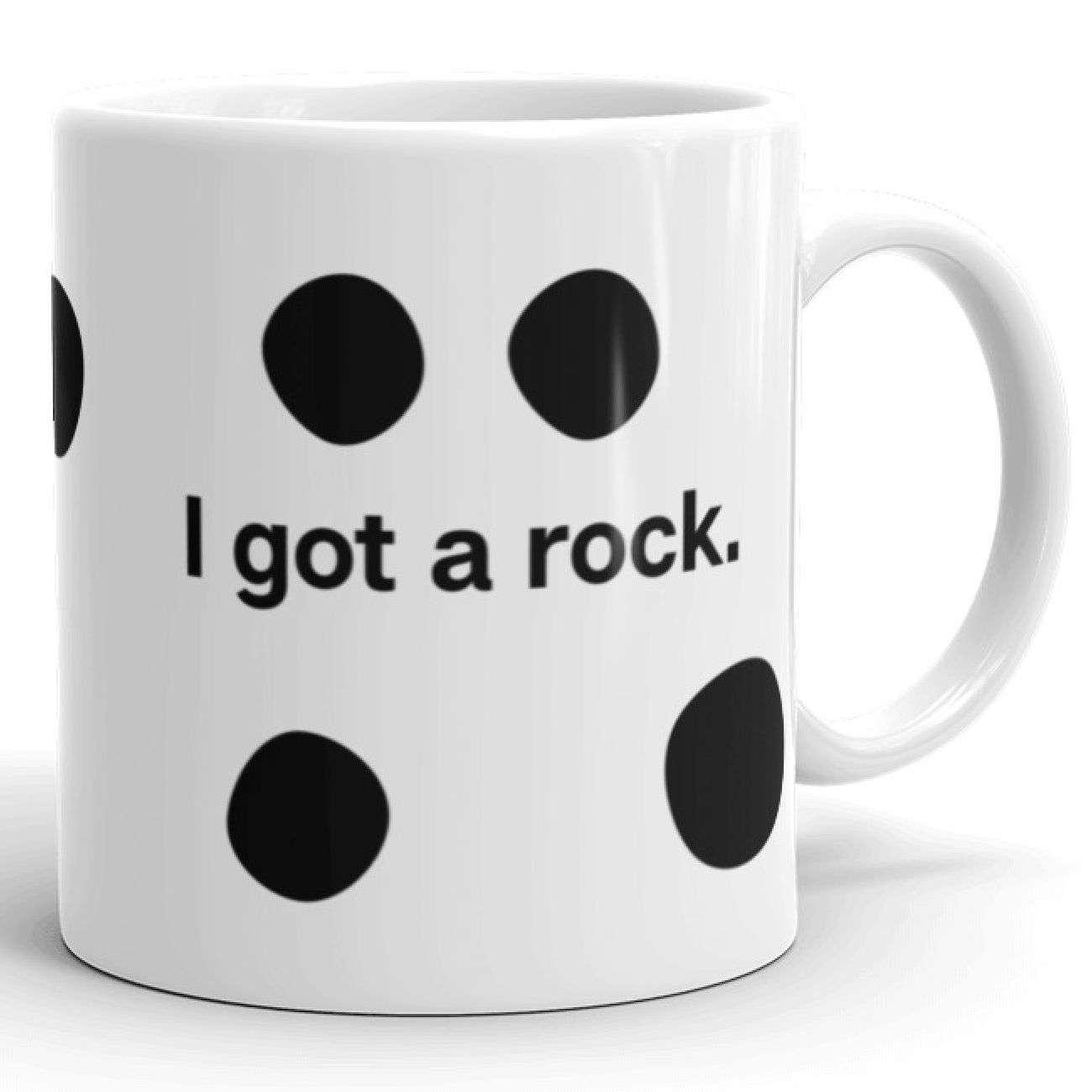 cobberson i got a rock mug