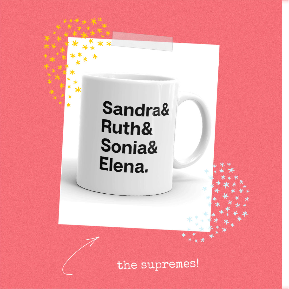 Shop update: Supremes mug
