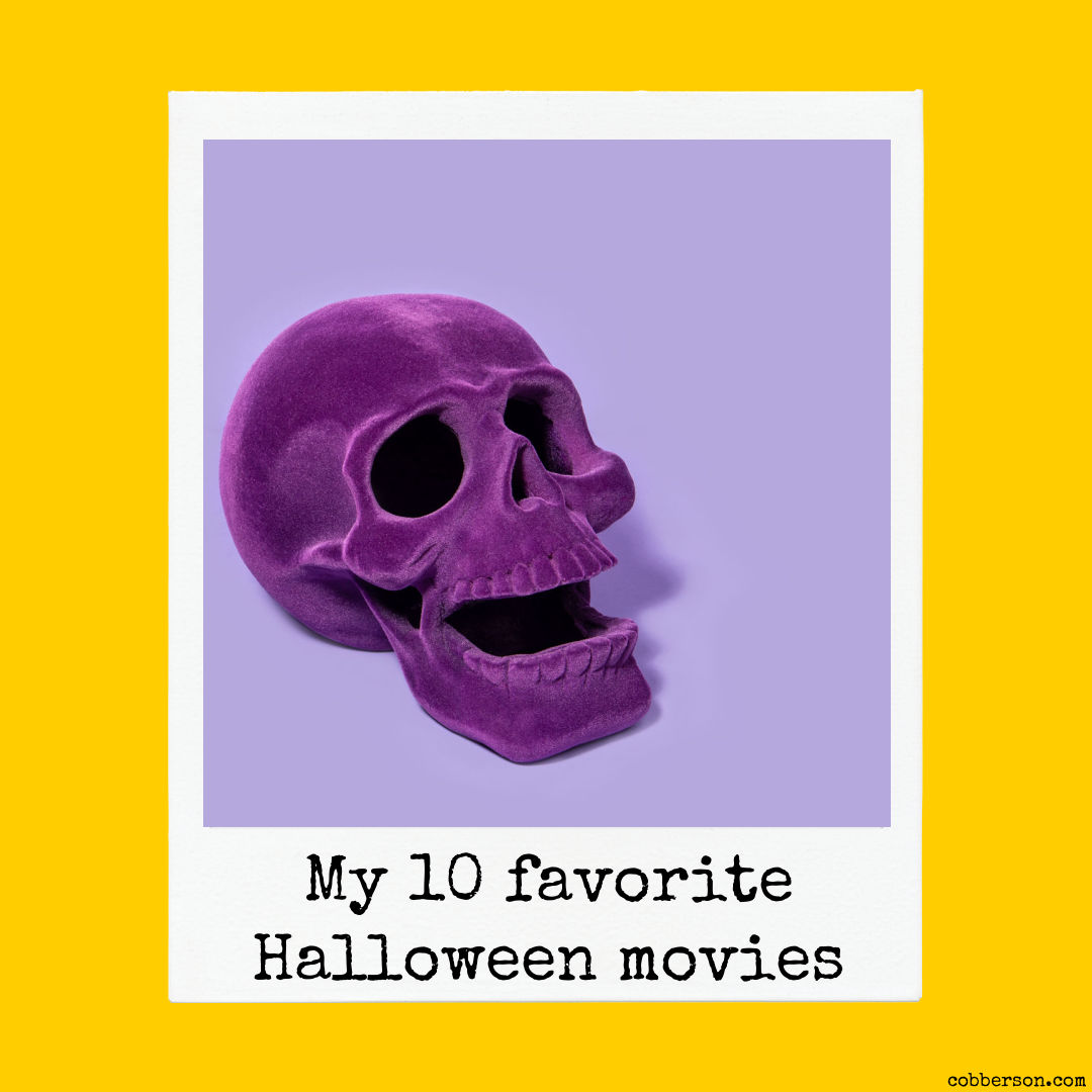 My 10 favorite Halloween movies