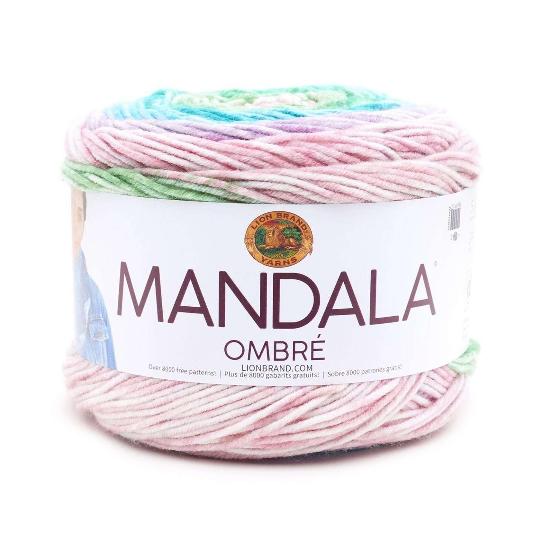lionbrand mandala yarn